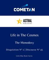 Life in The Cosmos PDF