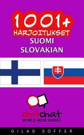 1001+ harjoitukset suomi - Slovakian