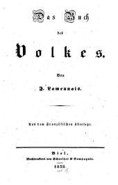 Das Buch des Volkes