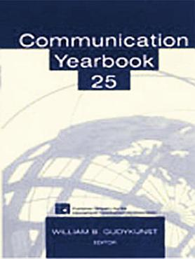 Communication Yearbook 25 PDF