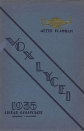 Vox Lycei 1934-1935