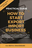 Practical Guide on How to Start Export Import Business PDF
