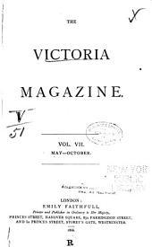 Victoria Magazine: Volume 7