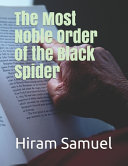 The Most Noble Order of the Black Spider