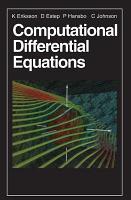 Computational Differential Equations PDF