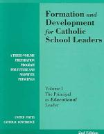 Formation and Development for Catholic School Leaders: The principal as educational leader