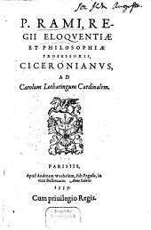 Ciceronianus