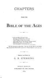 Chapters from the Bible of the Ages