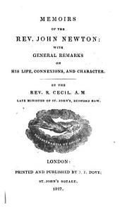 Memoirs of ... John Newton