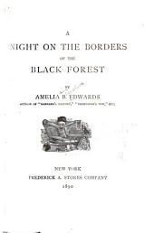A Night on the Borders of the Black Forest