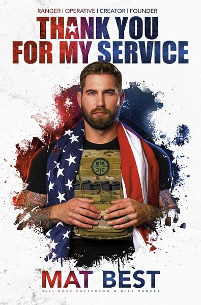 Download Thank You for My Service Book