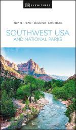 DK Eyewitness Southwest USA and National Parks