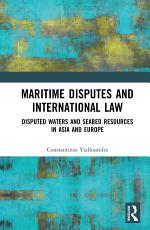 Maritime Disputes and International Law PDF