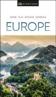 DK Eyewitness Europe Book