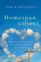 Homespun Gospel PDF