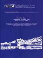 Technical Digest   Symposium on Optical Fiber Measurements  1998 PDF