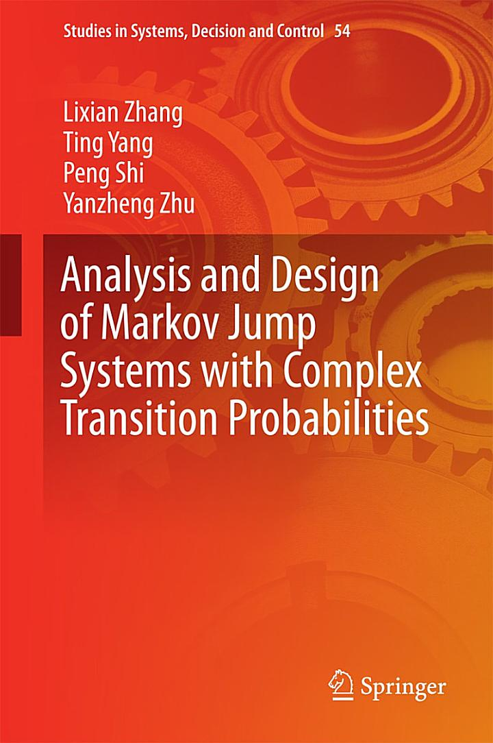 Analysis and Design of Markov Jump Systems with Complex Transition Probabilities