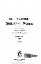 Old Fashioned Children s Books PDF