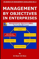 Management by Objectives  Mbo  in Enterprises PDF