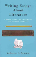 Writing Essays About Literature PDF