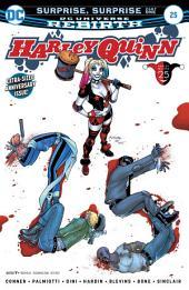 Harley Quinn (2016-) #25