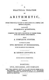 A Practical Treatise on Arithmetic, [etc.].