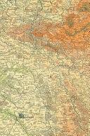 World War I Western Front Map