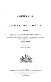 Journals of the House of Lords: Volume 111