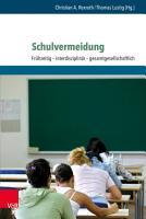 Schulvermeidung PDF