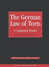The German Law of Torts: A Comparative Treatise, Edition 4