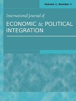 International Journal of Economic and Political Integration  Vol 1  No 1 PDF