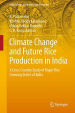 Climate Change and Future Rice Production in India