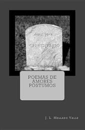 Poemas de amores póstumos