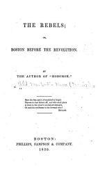 The Rebels PDF