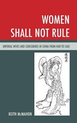 Women Shall Not Rule Book PDF