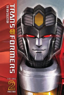 Transformers  the IDW Collection Phase Three  Vol  2