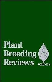 Plant Breeding Reviews: Volume 9