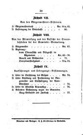 Gemeinde-Ordnung für das Fürstenthum Birkenfeld: Publicirt im Gesetzblatt, 1. Band, 15. Stück, vom 23. Mai 1855