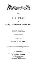 The Museum of Foreign Literature, Science and Art
