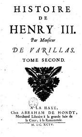 Histoire de Henry III.