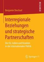 Interregionale Beziehungen und strategische Partnerschaften PDF
