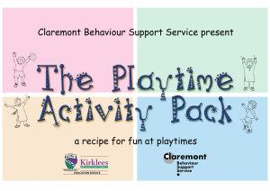 The Playground Activity Pack