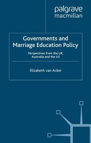 Governments and Marriage Education Policy PDF