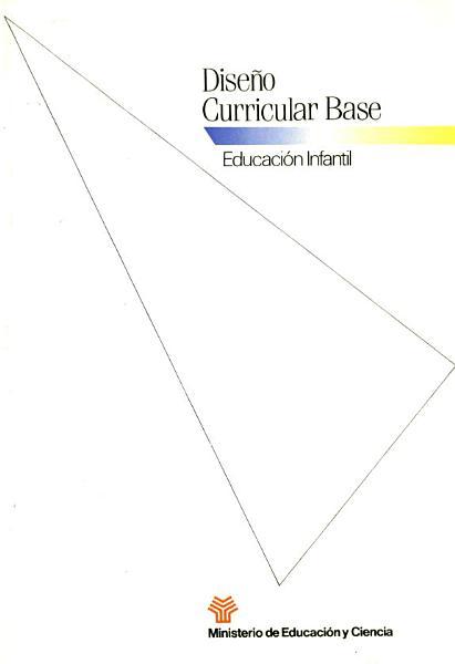 Diseno Curricular Base Educacion Infantil