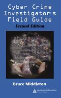Cyber Crime Investigator s Field Guide  Second Edition PDF