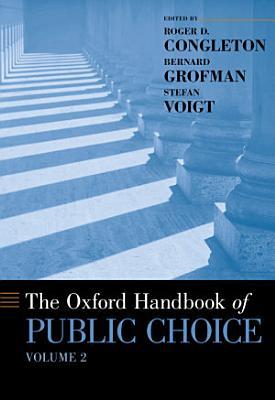 The Oxford Handbook of Public Choice PDF