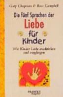 Die f  nf Sprachen der Liebe f  r Kinder PDF
