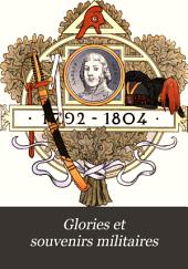Charles Bigot: gloires et souvenirs militaires, d'après les mémoires du canonnier Bricard