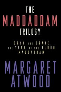 The MaddAddam Trilogy Book