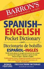 Barron's Spanish-English Pocket Dictionary